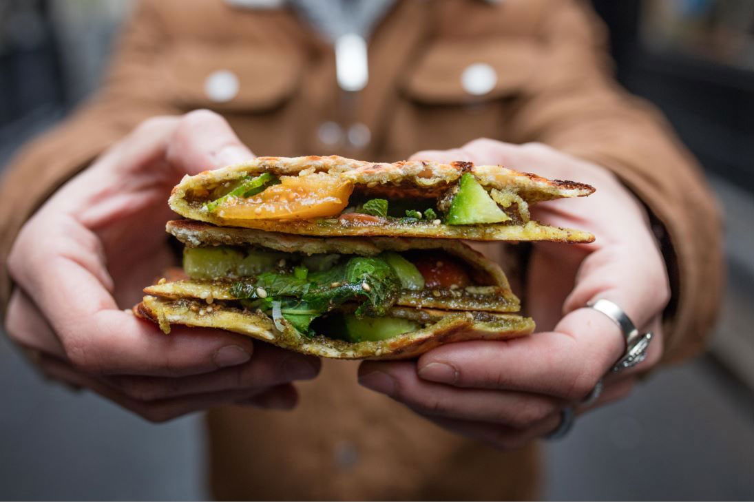 restaurant street-food : Sâj